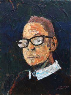 zelfportret-Rob